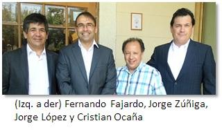 Dr Zuñiga y Edutic con Leyenda