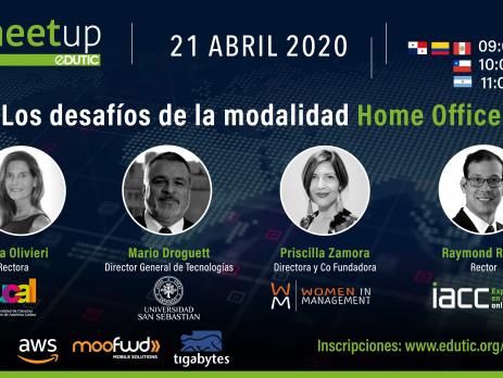 Los desafíos de la modalidad Home Office en la crisis del COVID19 en Latinoamérica