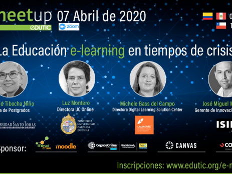 Experiencias en la adopción del e-learning en la crisis del COVID19 en Latinoamérica